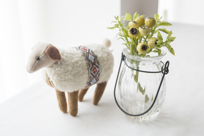 羊とグリーン