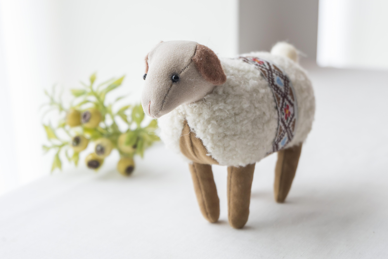 小道具と羊